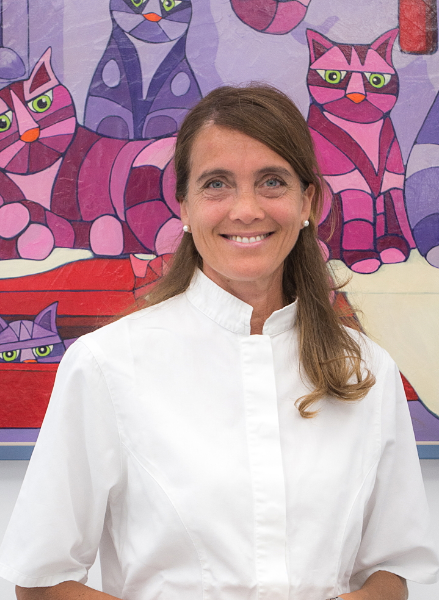 Dott. Ana Laura ZECCHIN - clinica dentale caprioglio team