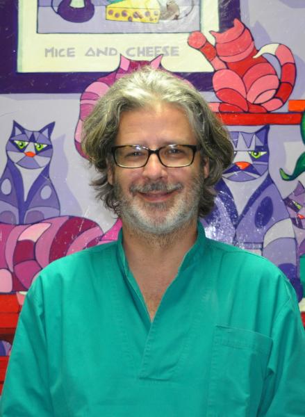 Dr. Paolo MANACORDA - clinica dentale caprioglio team