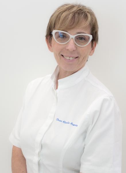 Drsa Claudia caprioglio - clinica dentale caprioglio team
