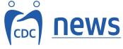 cdc news logo per notizie flash del settore odontoiatria caprioglio clinica pavia studio odontoiatria per adulti e bambini