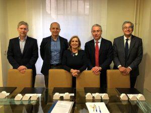 Evento Madrid Alberto Caprioglio
