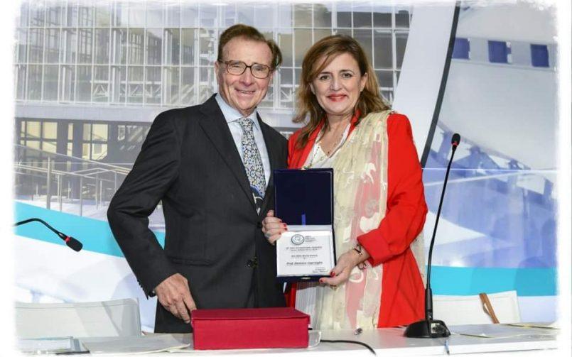 Premio mondiale alla carriera Damaso Caprioglio