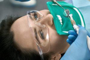 La diga dentale clinica dentale caprioglio