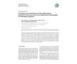 Correlation assessment between Three-Dimensional Facial Soft Tissue Scan and Lateral Cephalometric Radiography in orthodontic diagnosis