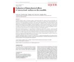Evaluation of biomechanical effects of interocclusal surfaces on the mandible