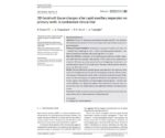 Fastuca R. et al. - OCR 2018 - 3D facial soft tissue changes after  RME on primary theeth a RCT
