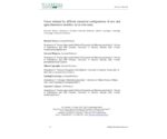 Forces released by different numerical configurations of new and aged elastomeric modules: an in-vitro study