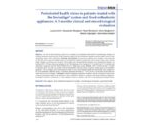 Periodontal health status in patients treated with the Invisalign® system and fixed orthodontic appliances: a 3 months clinical and microbiological evaluation