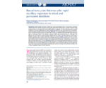 Digregorio M. et al. - AJO&DO  2019 - Buccal bone plate thickness after RME in...